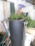 Steam distillation process 010