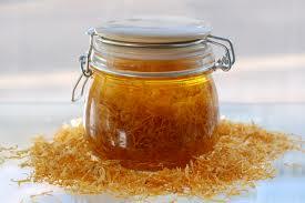 infused calendula oil