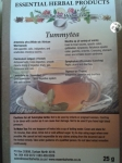 Our much sought after Tummy Tea