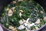 chicken and stinging nettle soup