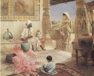 ancient perfumery