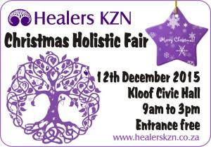 Christmas Holistic Fair 12.12.2015