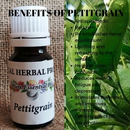 Benefits of Petitgrain