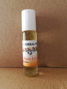 This Roll On contains analgesic oils like Black Pepper and Peppermint